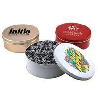 584523301-105 - Gift Tin w/Chocolate Soccer Balls - thumbnail