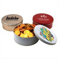 584523306-105 - Gift Tin w/Chocolate Coins - thumbnail