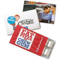 585554595-105 - Sugar-Free Peppermint Gum Pack (Custom) - thumbnail