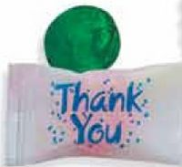705554538-105 - 5 Flavor Crystal Fruit Candy w/ Stock Thank You Wrapper - thumbnail
