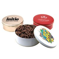 714523314-105 - Gift Tin w/Choc Covered Pretzels - thumbnail