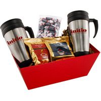 734517617-105 - Tray w/Mugs and Tootsie Rolls - thumbnail