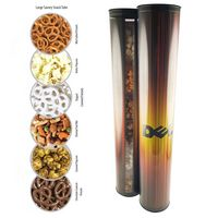 745555508-105 - Gift Tube of Savory Treats - 6 Piece - thumbnail