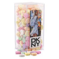 754521616-105 - Acrylic Box w/Conversation Hearts - thumbnail