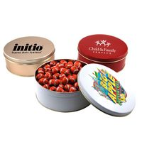 754523295-105 - Gift Tin w/Chocolate Footballs - thumbnail