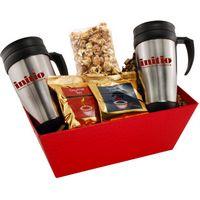 764517627-105 - Tray w/Mugs and Caramel Popcorn - thumbnail