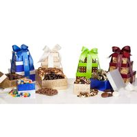 775555518-105 - Sweet & Savory Gift Tower - thumbnail