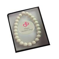 905555120-105 - Chocolate Pearl Necklace - thumbnail