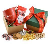 915004952-105 - Mug and Chocolate Covered Almonds Gift Box - thumbnail