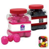 915554402-105 - Junior Grip Tub Resealable Container Filled w/ Assorted Jelly Beans - thumbnail