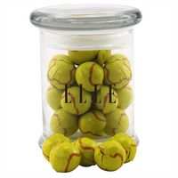 974523134-105 - Jar w/Chocolate Tennis Balls - thumbnail