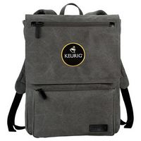 """114482631-115 - Kenneth Cole Canvas 15"""" Computer Backpack - thumbnail"""