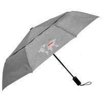 "145911102-115 - 46"" Cutter & Buck Heathered AOC Vented Umbrella - thumbnail"