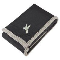 305911026-115 - Field & Co.® Oversized Wool Sherpa Blanket w/Card - thumbnail