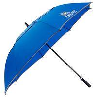 "336265268-115 - 64"" Auto Open Reflective Golf Umbrella - thumbnail"