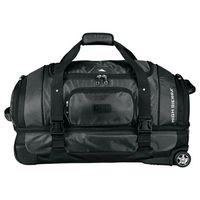 """522299856-115 - High Sierra® 30""""Drop Bottom Wheeled Duffel Bag - thumbnail"""