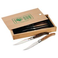 734481586-115 - Laguiole® 6 Piece Array Steak Knife Set - thumbnail
