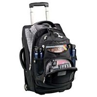 "911995858-115 - High Sierra® 22"" Wheeled Carry-On with DayPack - thumbnail"