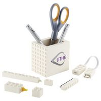 915511139-115 - 5-in-1 Desk Set with MFI Certified Cable - thumbnail