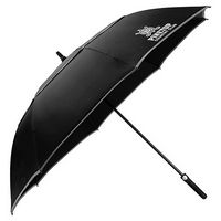 "936265366-115 - 64"" Auto Open Reflective Golf Umbrella - thumbnail"