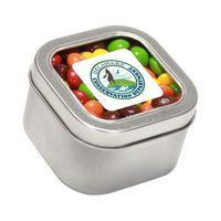 124447056-116 - Skittles® in Lg Square Window Tin - thumbnail