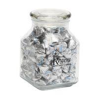 354443400-116 - Hersheys® Kisses® in Lg Glass Jar - thumbnail