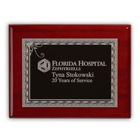 523640800-116 - Fairfield Small Plaque Award - thumbnail