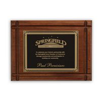 553640815-116 - Devonshire Large Plaque Award - thumbnail