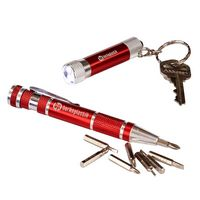715391658-116 - Keylight and Screwdriver Set - Red - thumbnail