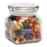 754447367-116 - Jelly Belly® Candy in Sm Glass Jar - thumbnail