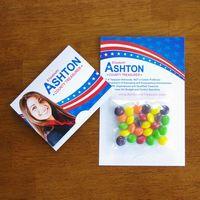 764943525-116 - Mini Bag Skittles® on Bifold Card - thumbnail