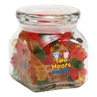 914447781-116 - Gummy Bears in Sm Glass Jar - thumbnail