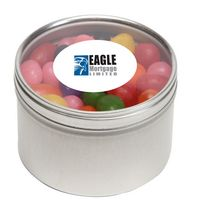 974448192-116 - Standard Jelly Beans in Lg Round Window Tin - thumbnail