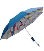 356179272-154 - Double Cover Folding Umbrella - thumbnail