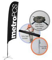 585004243-154 - Bow Flag Banner (Single Sided) - thumbnail