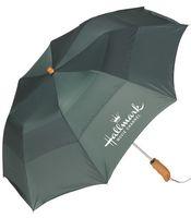 94892813-154 - Lil' Windy Executive Vented Folding Umbrella - thumbnail