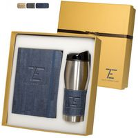 115172062-159 - Casablanca™ Journal & Tumbler Gift Set - thumbnail