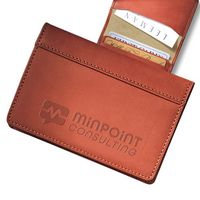 125513380-159 - Fire Island™ Sueded Full-Grain Leather Business Card Case - thumbnail