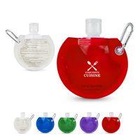 166082322-159 - 1.5 Oz. Round Collapsible Hand Sanitizer - thumbnail