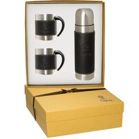 184491135-159 - Tuscany™ Thermos & Coffee Cups Gift Set - thumbnail