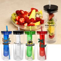 324004424-159 - 20 Oz. Thirstinator Sipper Cup w/Infuser - thumbnail
