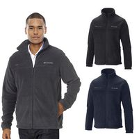 335667204-159 - Men's Columbia® Steens Mountain™ Full Zip Fleece Sweater - thumbnail