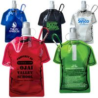 514421440-159 - 16 Oz. T-Shirt Shaped Collapsible Water Bottle - thumbnail