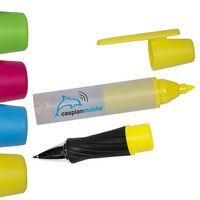 515513118-159 - Highlighter Pen w/Cleaning Cloth - thumbnail