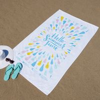 "526317167-159 - Diamond Collection Beach Towel (35"" x 60"") - thumbnail"