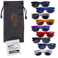 714738348-159 - Fashion Sunglasses & Lens Cleaning Wipes in a Pouch - thumbnail