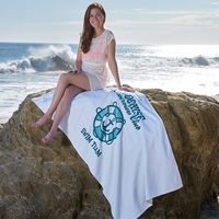 "726316378-159 - Platinum Collection Beach Towel (35"" x 70"") - thumbnail"