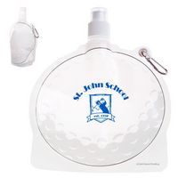 755666755-159 - HydroPouch!™ 24 Oz. Golf Ball Collapsible Water Bottle (Patented) - thumbnail