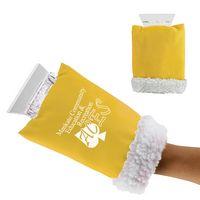 795666839-159 - Ice Scraper Hand Mitten (Yellow Only) - thumbnail