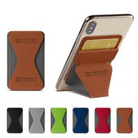 906468108-159 - Tuscany™ Magnetic Card Holder Phone Stand - thumbnail